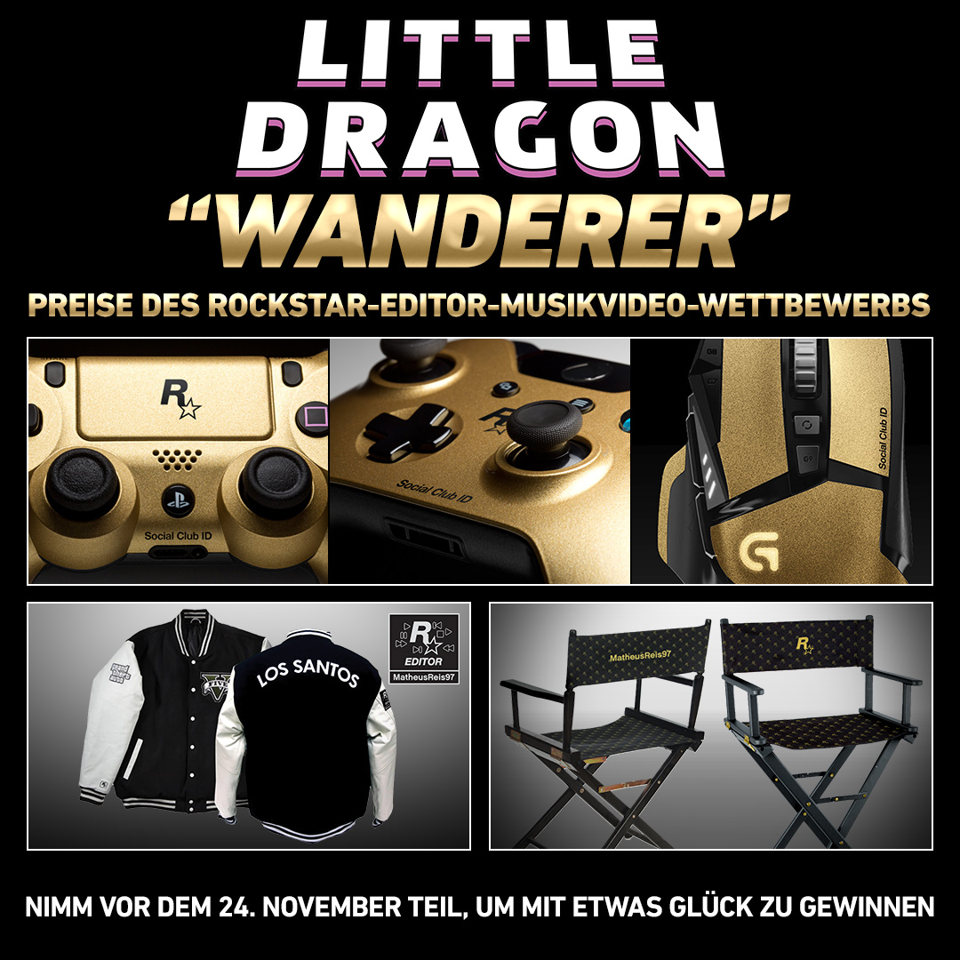 GTAV Rockstar Editor Wettbewerb_Preise