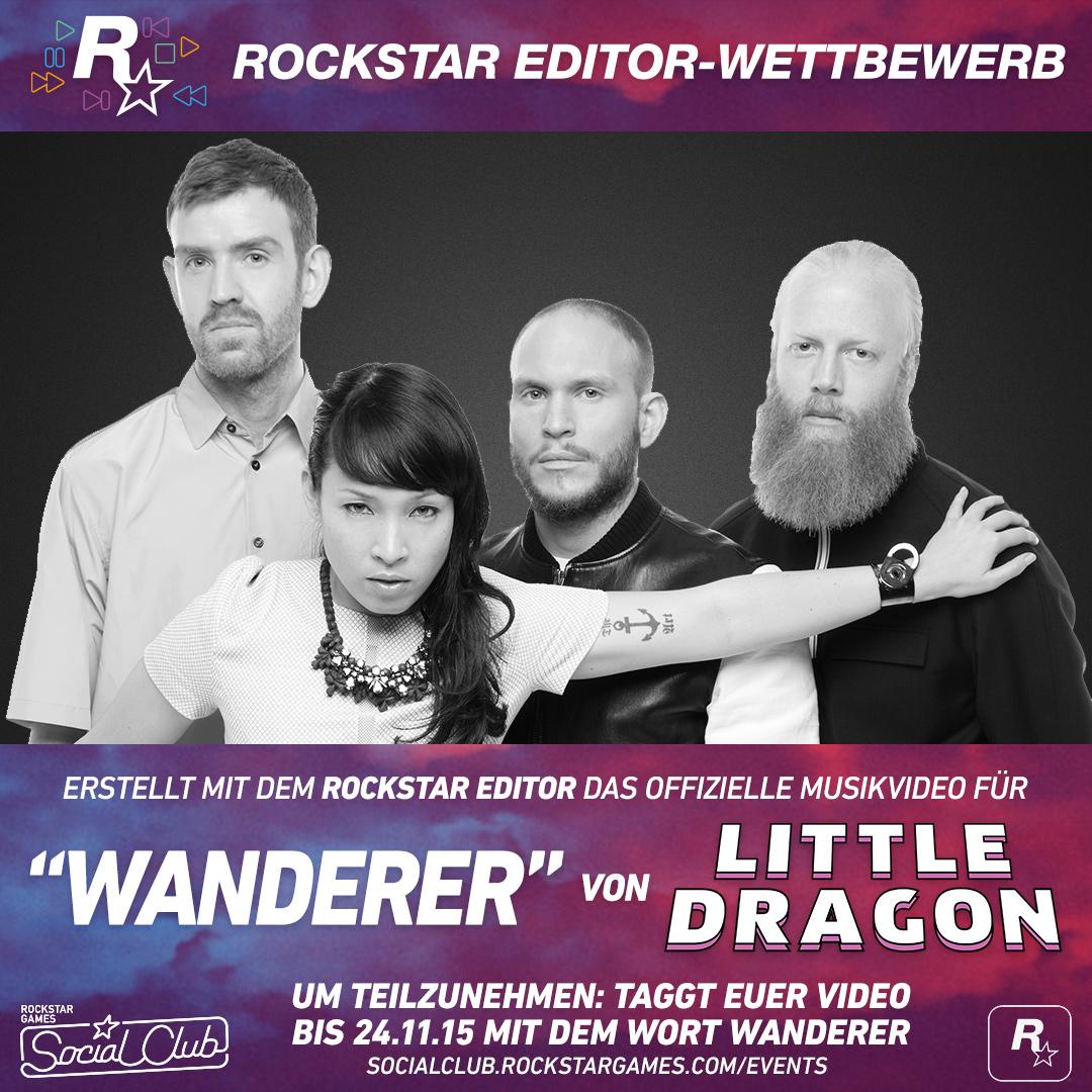 GTAV Rockstar Editor Wettbewerb_Wanderer