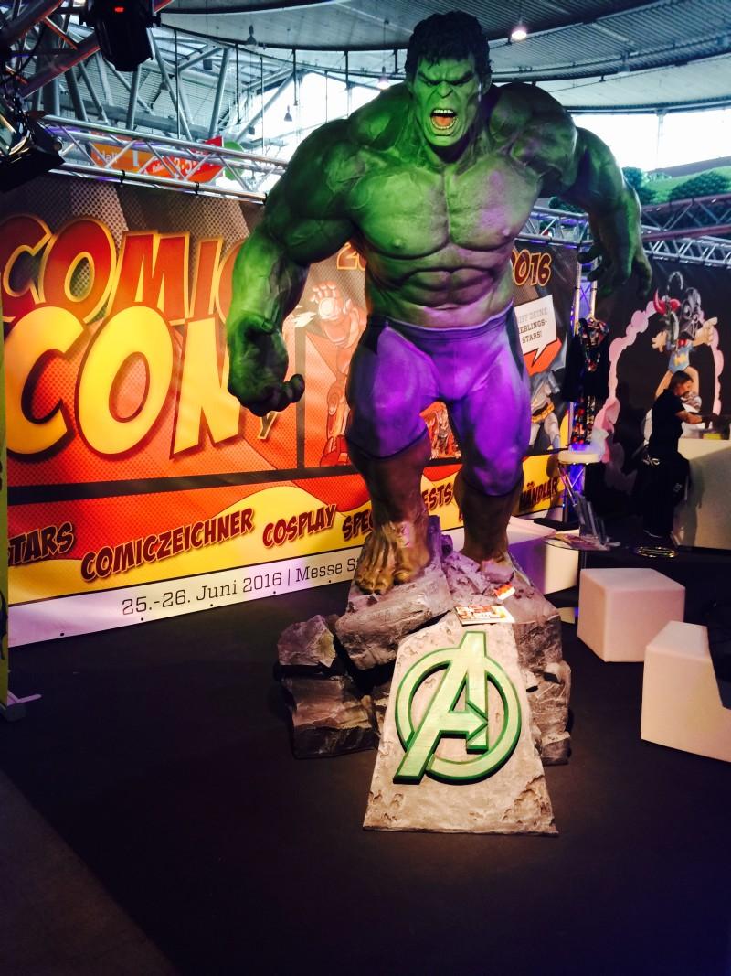 comic con hulk