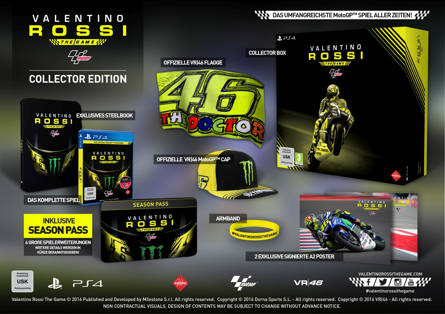 Rossi Collector Edition