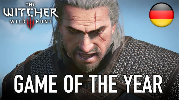 THE WITCHER 3: WILD HUNT – GAME OF THE YEAR EDITION erscheint am 30. August