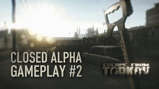 Escape From Tarkov: Alpha-Gameplay-Video verfügbar