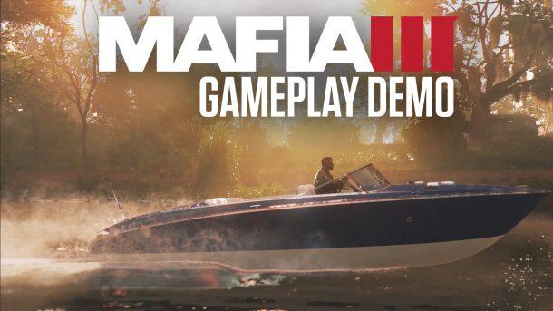 MAFIA 3: EXTENDED DEMO GAMEPLAY TRAILER ERSCHIENEN!