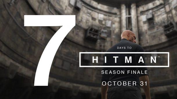 HITMAN: Der Trailer-Countdown zum Season Finale beginnt