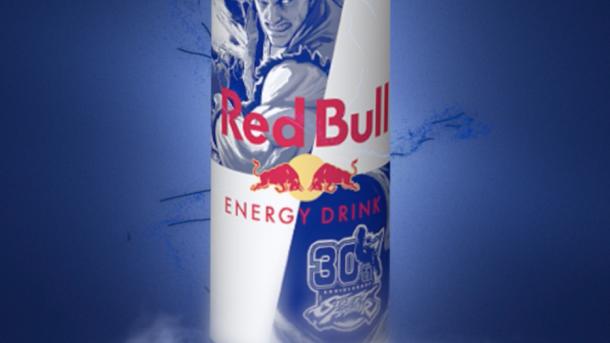 Red Bull Kuehlschrank Dose : Red bull hole dir die limitierte street fighter dose